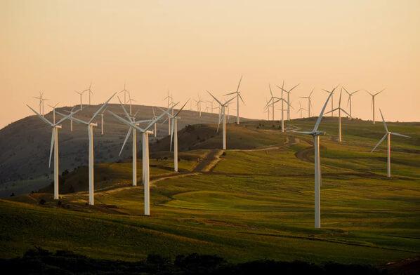 wind turbines Energy Storage