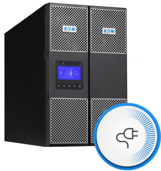Eaton UPS hire machines