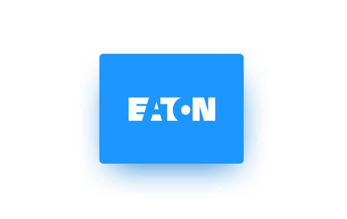 Eaton UPS manufacturer logo
