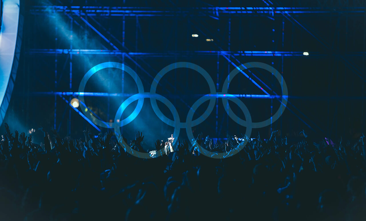 London Olympic Games<br>&#8211; Opening Ceremony 2012