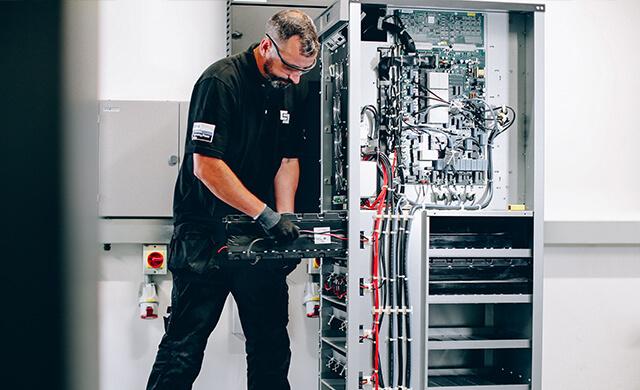 UPS Battery Maintenance Procedure